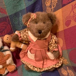Boyds Bears Kassie Gingerbeary
